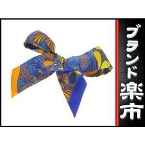 Hermes Silk Twilly Ribbon Scarf Apparel