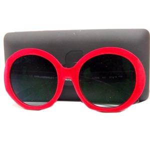 Karl Lagerfeld Kl002s Sunglasses Eyewear 0333 Unisex
