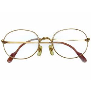 Cartier Trinity Eyewear Gold Edge Eyeglasses Entering 0296