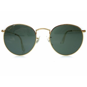 Ray-van Vintage Sunglasses Gold Eyewear Initials Available 0059 Ray-ban