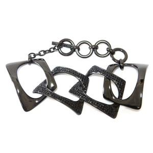 Emporio Armani Design Bracelet Black 0199