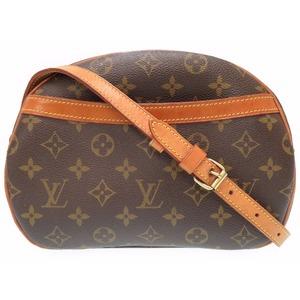 Louis Vuitton M51221 Women's Shoulder Bag Brown,Monogram