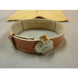 Louis Vuitton Good Luck Bracelet Cyber Epi ☆