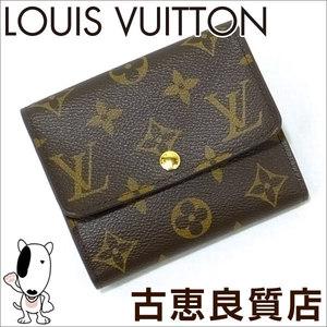 Lv Lv Louis Vuitton Monogram Porto Foyu Anais M60402 Tri-fold Wallet