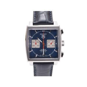 タグ・ホイヤー(Tag Heuer) モナコ 自動巻き ステンレススチール(SS) メンズ 腕時計 Ref:CAW2111