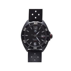 タグ・ホイヤー(Tag Heuer) フォーミュラ1 自動巻き ラバー メンズ 腕時計 Ref: WAZ2115