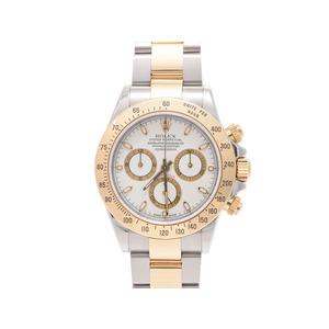 ロレックス(Rolex) デイトナ 自動巻き ゴールド メンズ 腕時計 16523