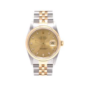 ロレックス(Rolex) デイトジャスト 自動巻き メンズ 腕時計 16233G