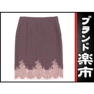 Louis Vuitton Hem Lace Skirt 40
