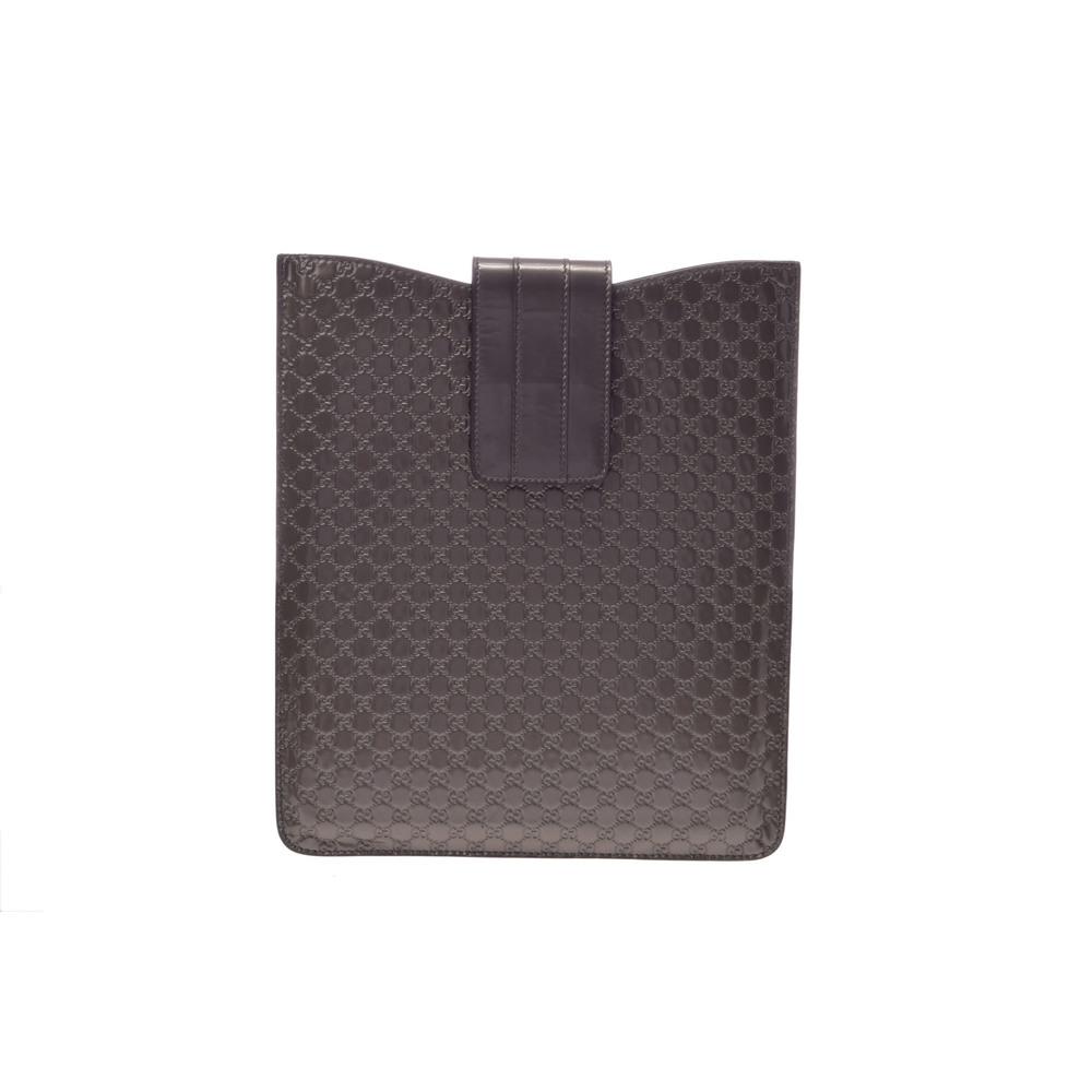 グッチ(Gucci)  アクセサリー グレー i Pad Case