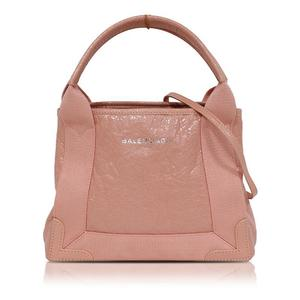 0d93d7b79e69 Balenciaga 390346 Women s Leather Handbag Pink
