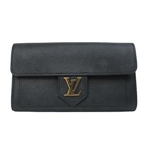 ルイ・ヴィトン(Louis Vuitton) パルナセア M60861 レディース レザー 長財布(二つ折り) ノワール