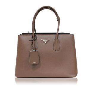 Prada Tote Bn 2748 Cacao Saffiano Women's Bag