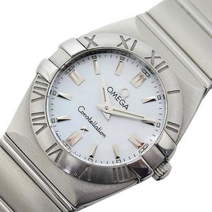 Omega Constellation Double Eagle 1581.70 Quartz Shell Ladies Watch