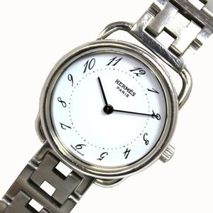 Hermes Arceau Quartz Stainless Steel Women's Watch