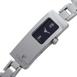 フェンディ FENDI  ブレスウォッチ  3300L クォーツ ブラック レディース 腕時計