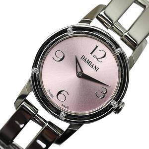 Damiani D-SIDE Quartz Stainless Steel Women's Watch