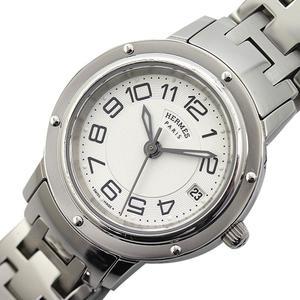 Hermes Clipper Quartz Stainless Steel Women's Watch