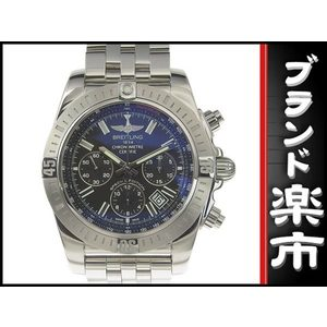 Breitling Breitling Chrono Mat 44 Chronograph Men's Automatic Wrist Watch Ab0115 Black Character