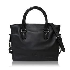 Loewe Flamenco 23 306.76.i25 Black Ladies' Handbag Shoulder Bag