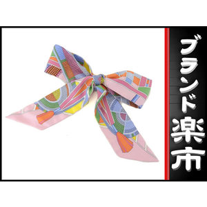 Hermes Hermes Silk Twillie Ribbon Scarf Accessory