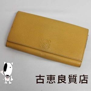 Loewe Loewe Leather Fold Wallet