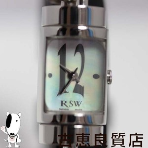 Rsw (Lama Swiss Watch) Lady Liberty Ladies Watch Quartz Qz 13 Mm Shell Dial