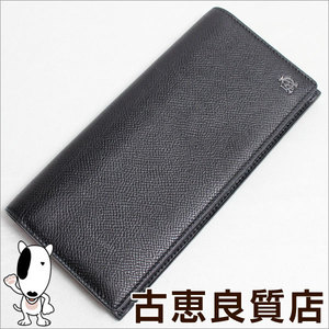 Dunhill Fold Wallet With Coin Purse L2ac10a Cadogan Black