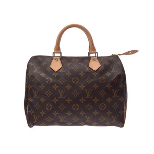 957a4bce5158 Louis Vuitton Monogram Speedy 30 M 41108 Bag