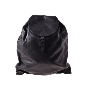 Helmut Lang Backpack Calf Black Bag