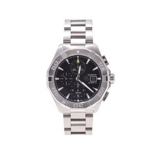 タグホイヤー アクアレーサー CAY2110 SS 黒文字盤 箱 TAG Heuer   腕時計