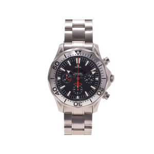 Omega Seamaster Chrono 2269.52 Titanium Black Text Box Galla Watch