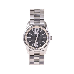 ブルガリ ソロテンポ ST37S SS 新型 クオーツ 時計 箱 ギャラ BVLGARI  腕時計
