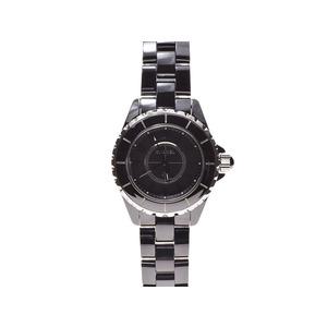 シャネル(Chanel) J12 インテンスブラック33mm H3828 黒セラミック CHANEL  腕時計