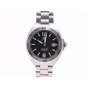 タグホイヤー フォーミュラ1 WAZ2113 黒文字盤 SS 箱 ギャラ TAG Heuer  腕時計