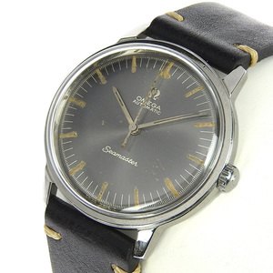 Omega Seamaster Automatic Stainless Steel Men's Watch 165.002