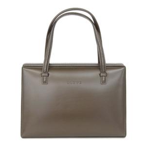 Loewe Monogram Women's Leather Handbag Monogram,Brown