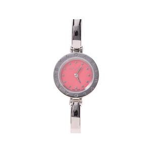 ブルガリ B-ZEROウォッチ BZ23S ピンク文字盤 箱 ギャラ BVLGARI  腕時計