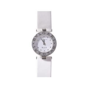 ブルガリ・BVLGARI B-ZEROウォッチ BZ22S SS 革 箱 ギャラ【中古】  腕時計