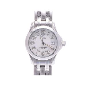 Omega Seamaster 2581.70 Ss Shell Dial Quartz Watch