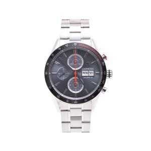 タグホイヤー カレラ クロノ デイデイト CV2A1M グレー文字盤 モナコ限定 裏スケ TAG Heuer  腕時計