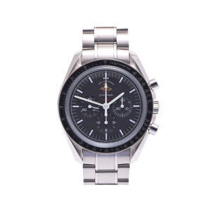 Omega Speedmaster 311.30.42.30.01.001 Ss Black Letter Board 50th Anniversary Gala Watch