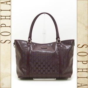 Gucci (Gucci) Gg Implementation Bag Bordeaux
