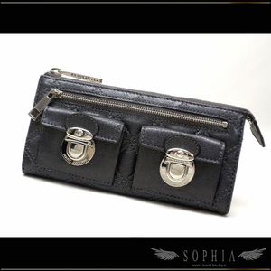Marc Jacobs Mark · Jacobs Quilted Double Pocket Wallet