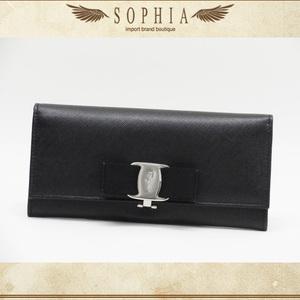 Salvatore Ferragamo Bi-fold Wallet Black