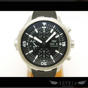 Iwc Aqua Timer Chronograph Iw 376803 Wrist Watch