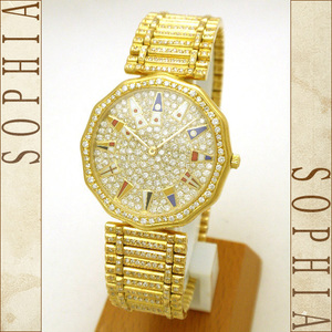 Corum Admirals Cup Quartz 18kygx Diamond Dial Plate Watch