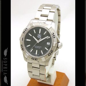 Tag Heuer (Tag Heuer) Aqua Racer Quartz Wap 1110 Wrist Watch
