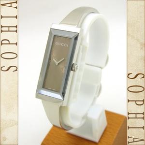 Gucci (Gucci) Rectangle Bangle Watch Quartz