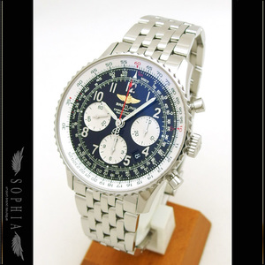 Breitling (Breitling) Navitimer 01 Black Dial Watch